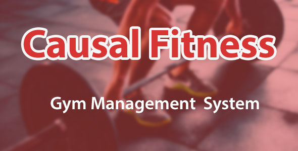 Casual Fitness  - Gym Management and Administration System - 1